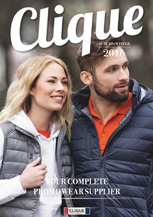 Clique Profilklær Høst-vinter 2016