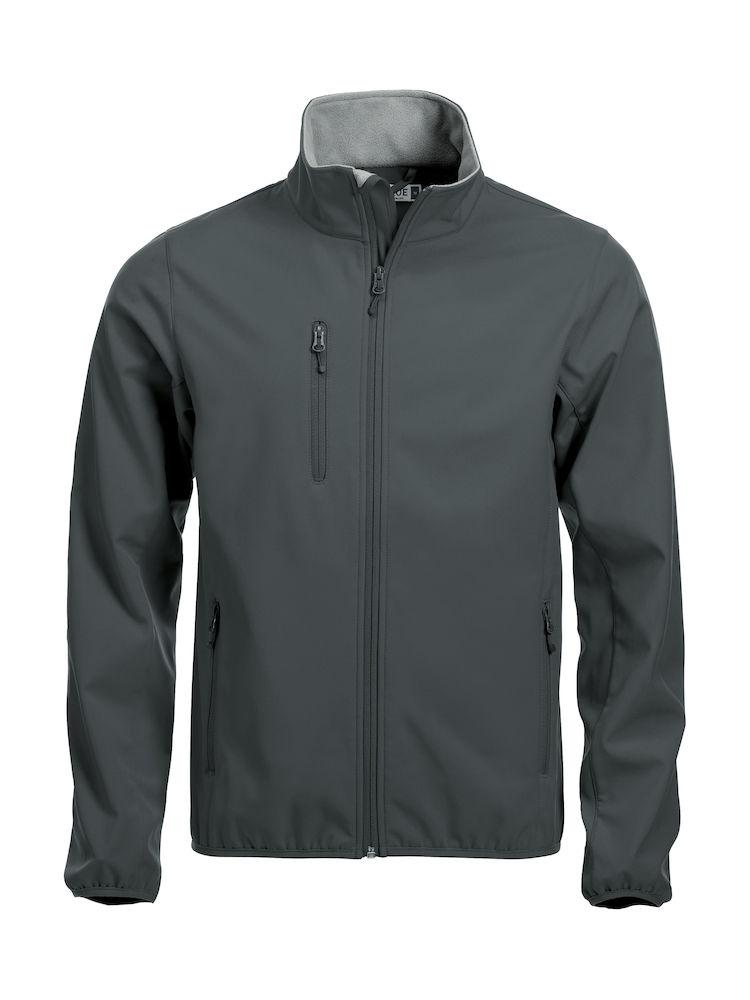Softshell-jakke Clique Basic