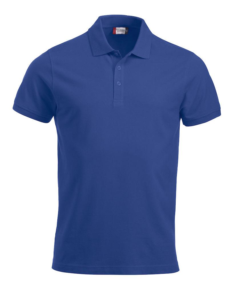 Pique-skjorte Classic Lincoln, 56 koboltblå