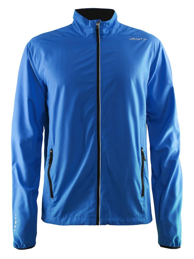 Craft Mind Block Jacket, Sweden blue