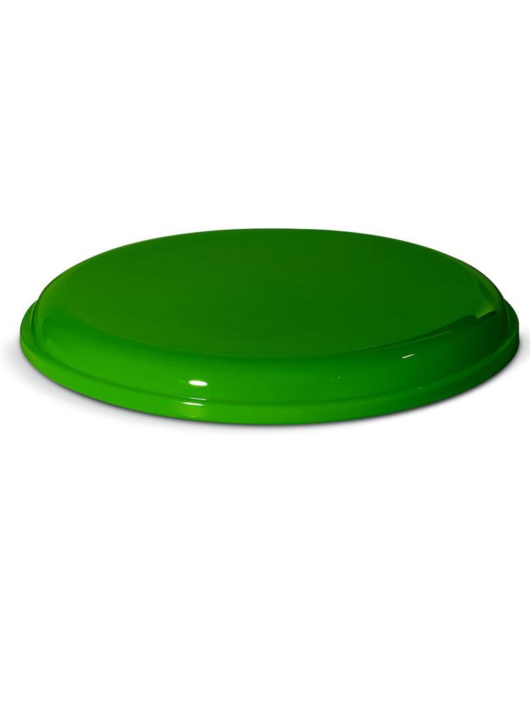 Frisbee med logo Grønn
