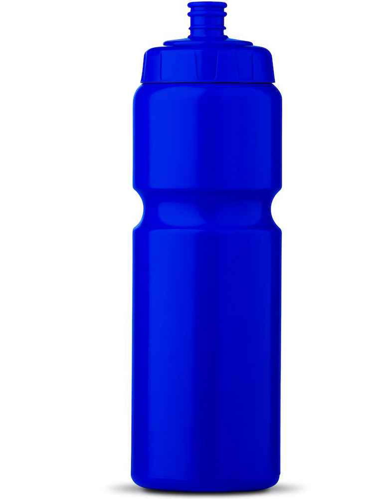 Sportsflaske med logo, Blå