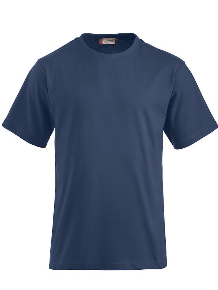 T-skjorte Clique Classic-T, Marine