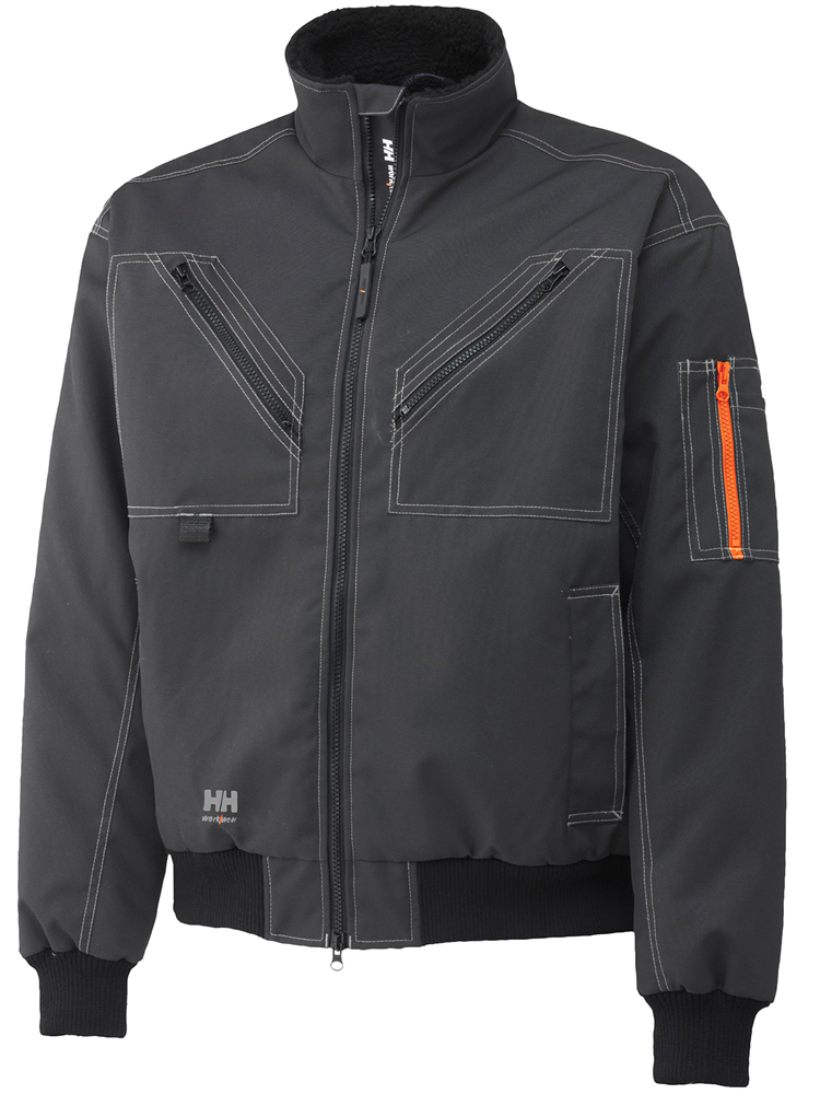Helly Hansen Bergholm Jacket, Dark Grey