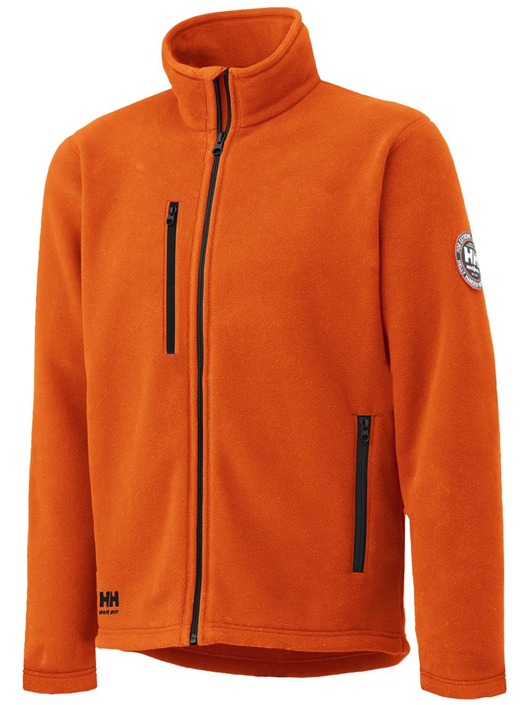 Helly Hansen Langley Fleece, Dark Orange