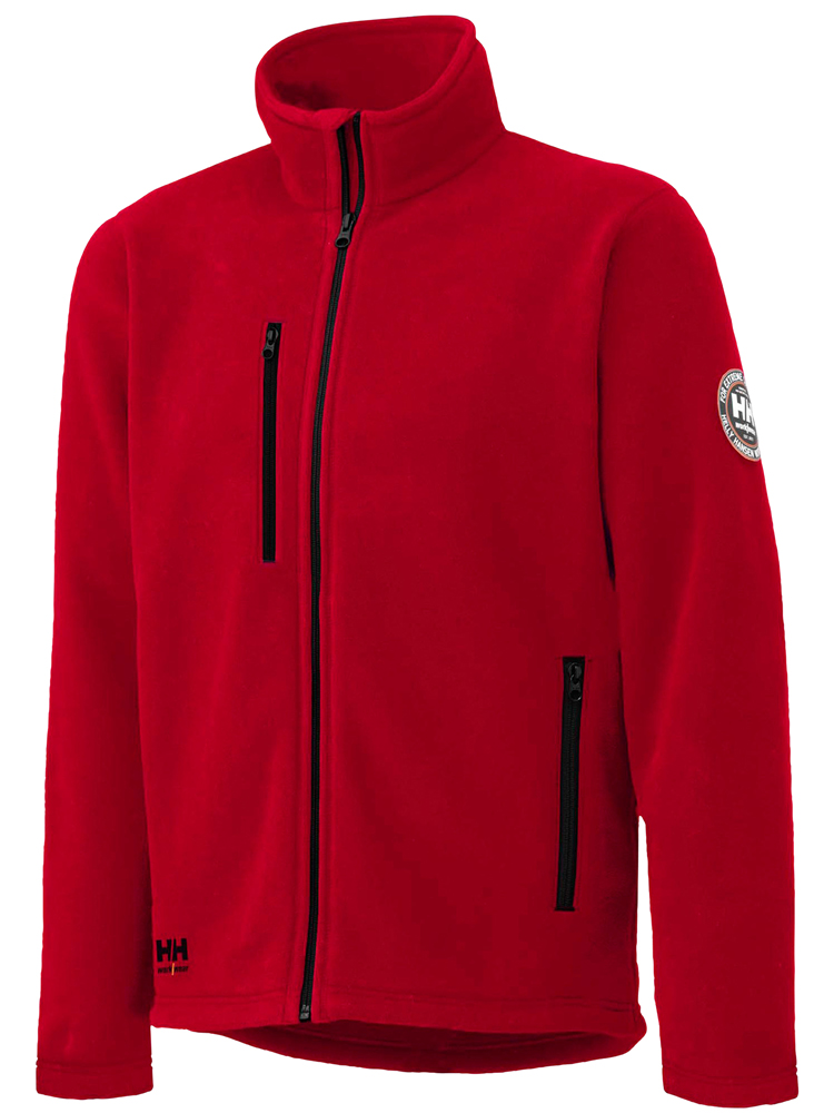Helly Hansen Langley Fleece, HH Red