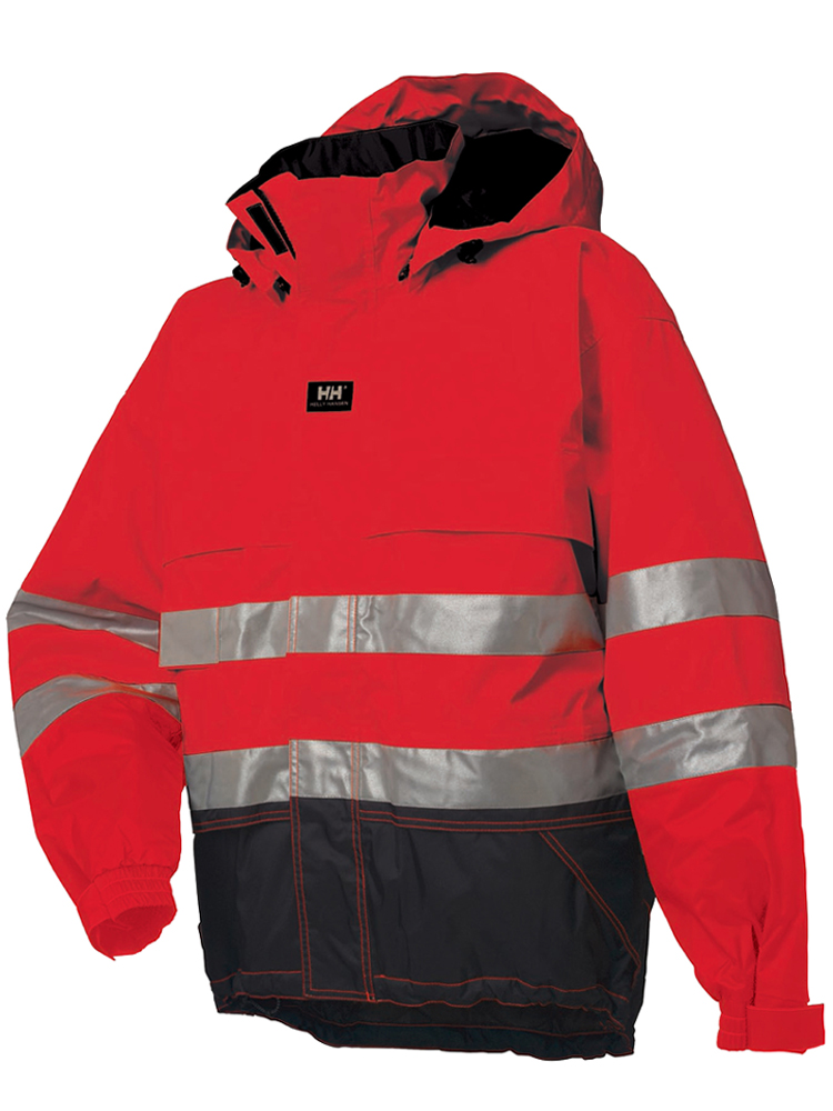 Helly Hansen Ludvika, Red&Charcoal