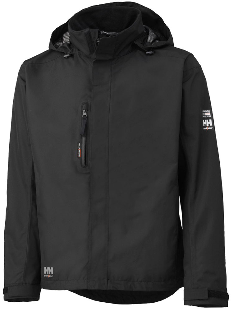 Helly Hansen jakke Haag Jacket, Black