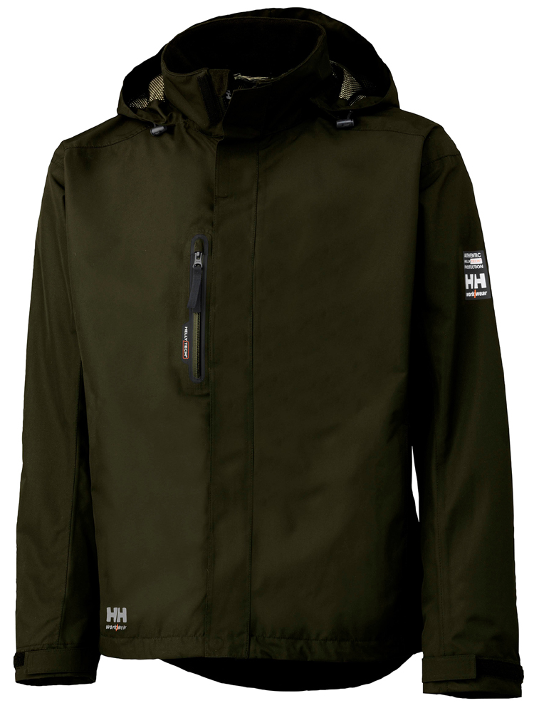 Helly Hansen Jakke Haag Jacket, Olive Night