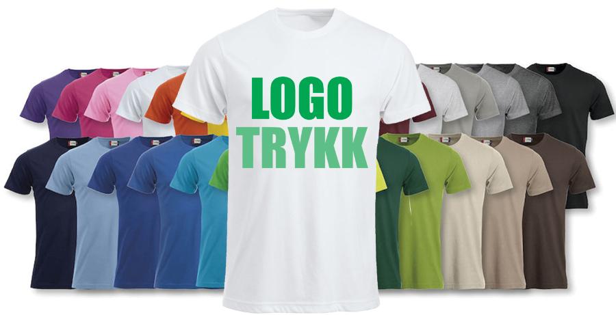 badc1a48 Trykke T-skjorter - for bedrifter og organisasjoner m.m. - Avseth ...
