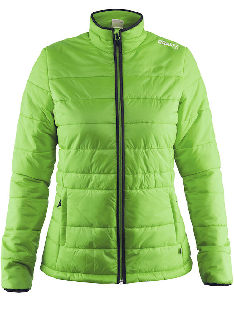 Craft Insulation Primaloft W jakke, 2620 Shout green