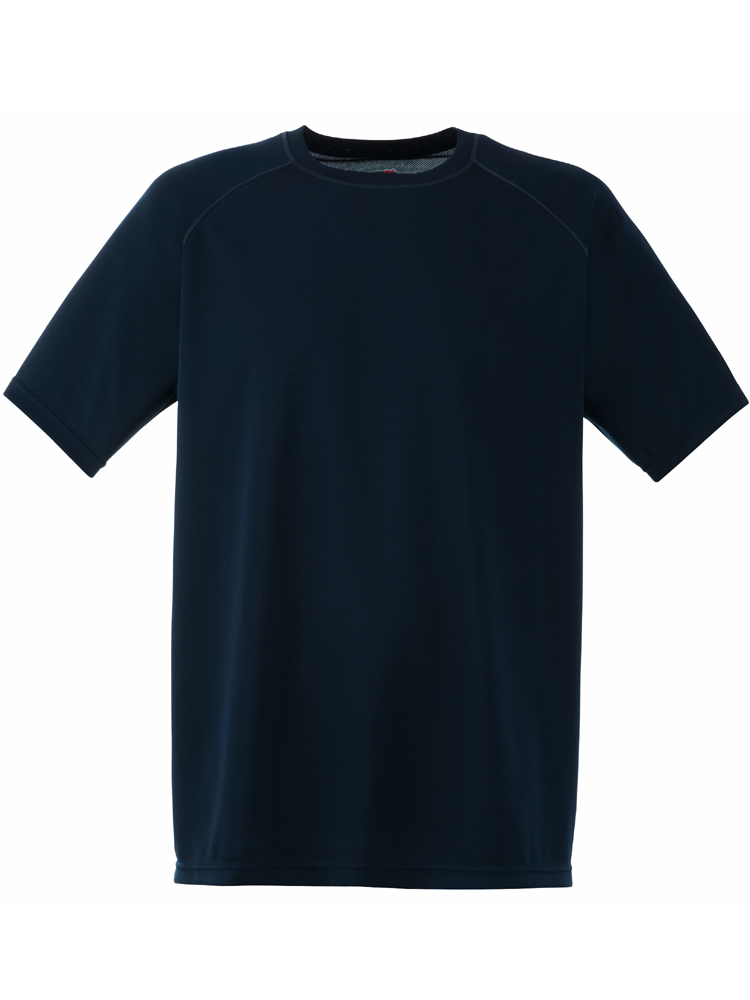 Fruit of the Loom Performance T, Moerk marine