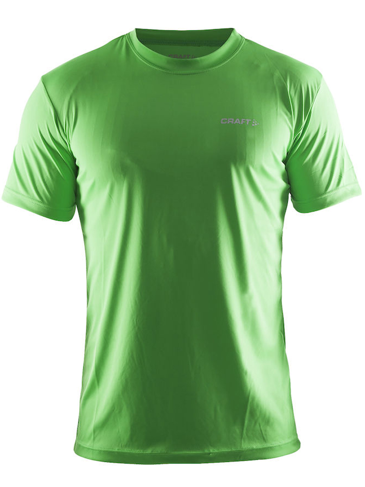 Craft Prime Tee herre_Craft green
