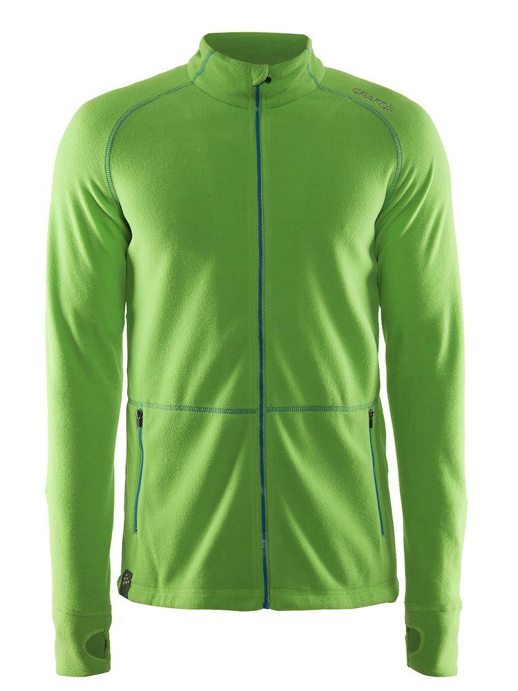 Craft Full Zip Micro Fleece Jacket, Shout