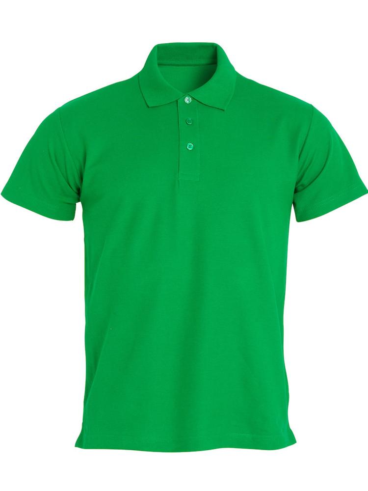 Clique Basic Polo, Eplegrønn