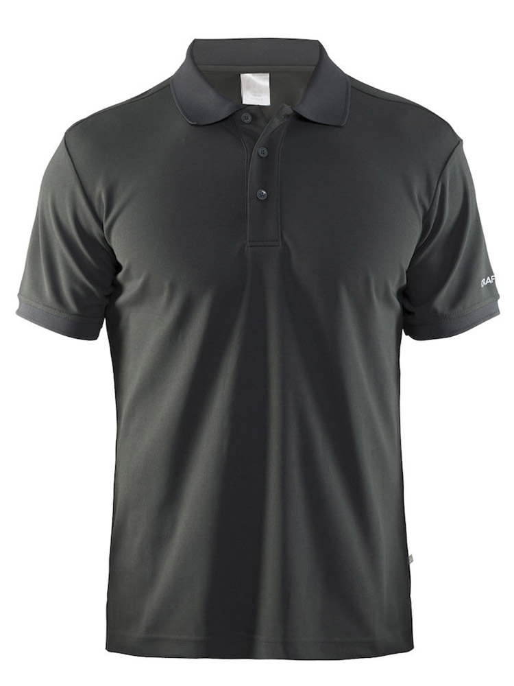 Craft Polo Shirt Pique Classic, Iron
