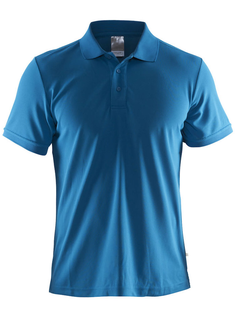Craft Polo Shirt Pique Classic, Scuba