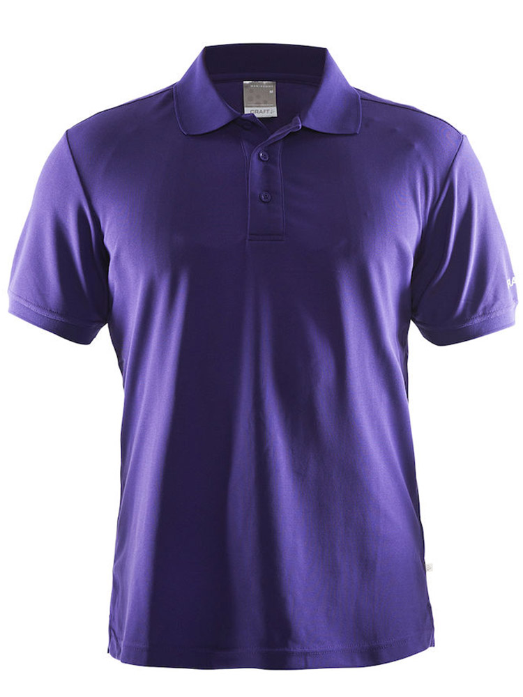 Craft Polo Shirt Pique Classic, Vision