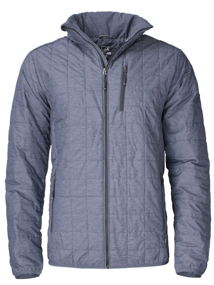 Cutter & Buck Rainier Jacket Men's, Grå