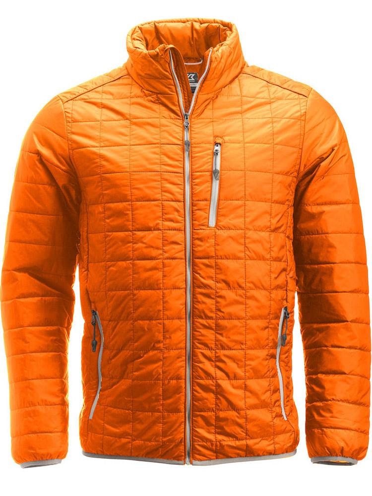 Cutter & Buck Rainier Jacket Men's, Orange