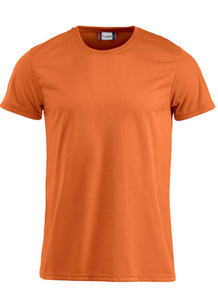 Clique Neon T, Neon Orange