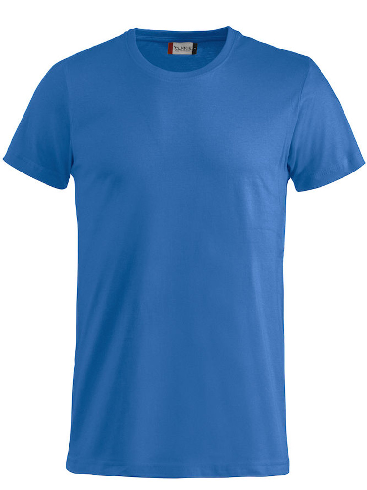 T-skjorte Clique Basic-T, Kornblå