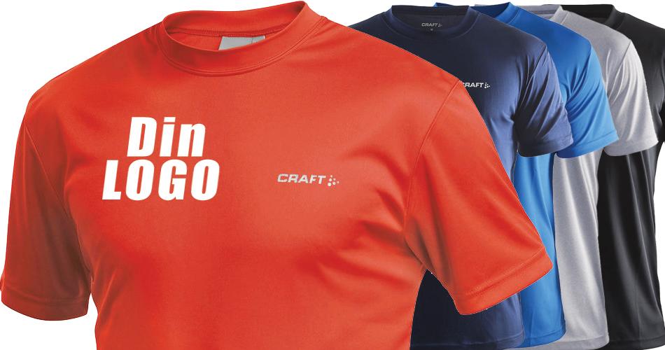 453609c4 Treningstøy med logo - Avseth trykk og reklame