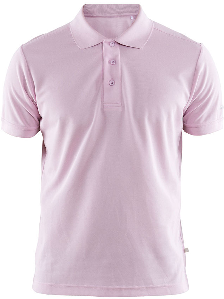 Craft Polo Shirt Pique Classic, Misty Melange