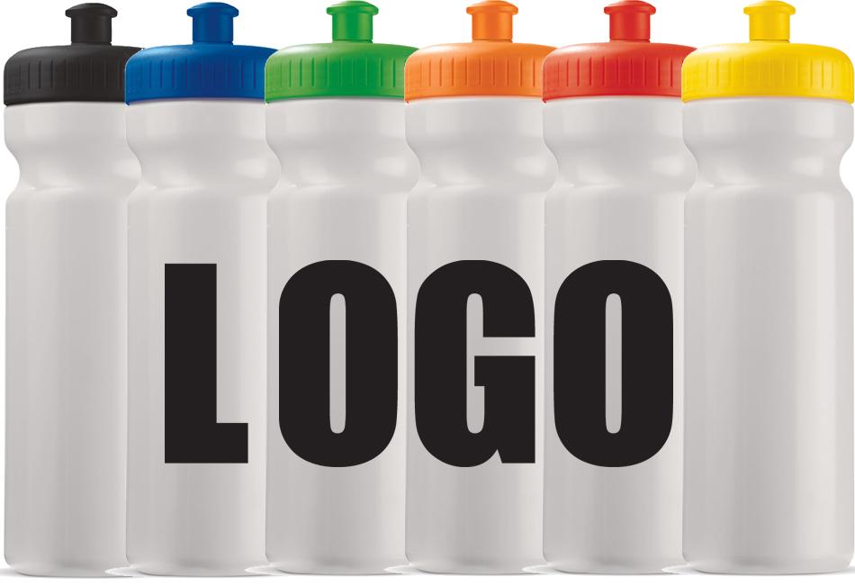 Drikkeflaske Med Logo