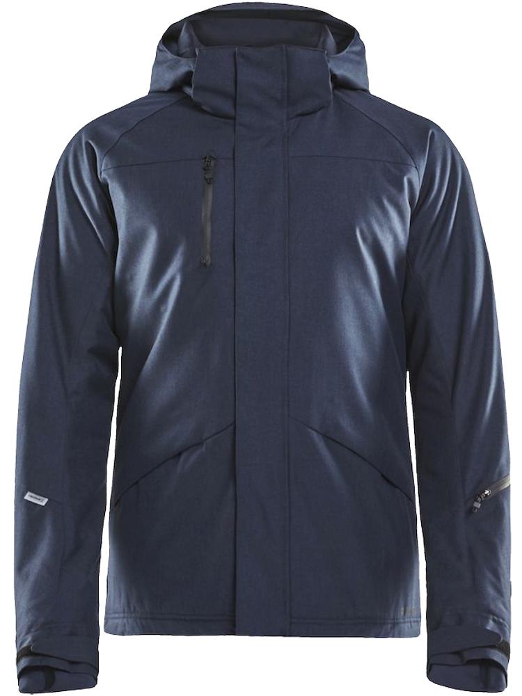 Craft Mountain Padded Jacket M Dark Navy