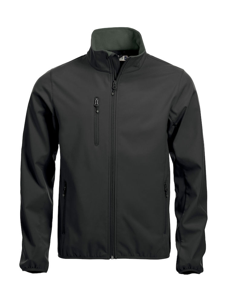Softshell-jakke Clique Basic, 99 sort