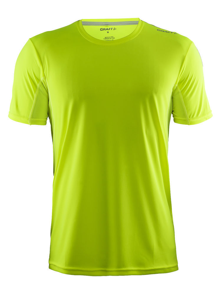 Craft Mind SS Tee Man, Flumino green