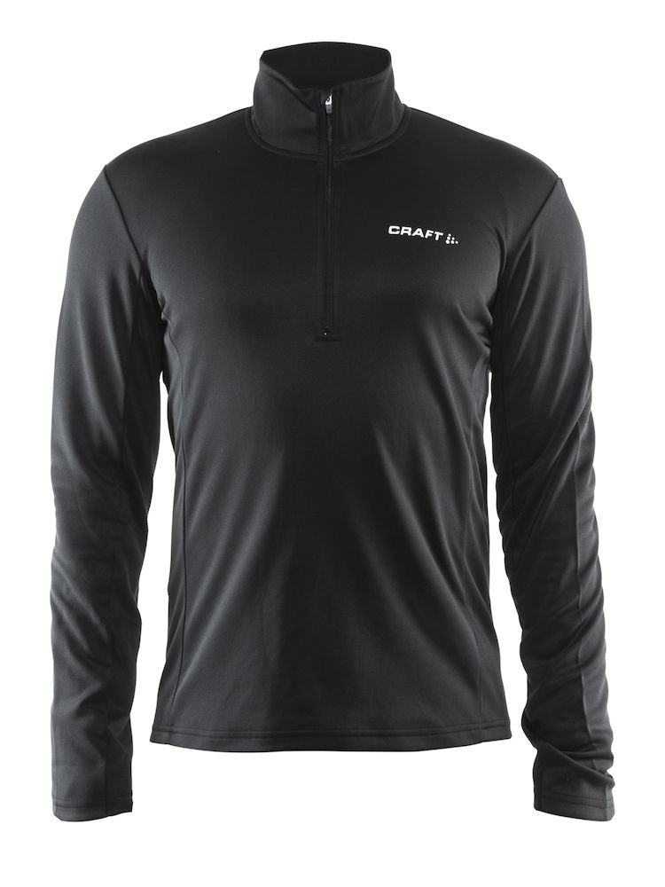 Craft Swift Halfzip M, Black