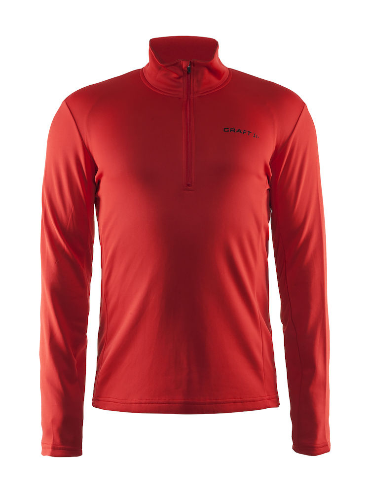 Craft Swift Halfzip M, Bright red