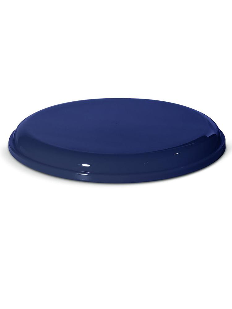 Frisbee med logo Blå