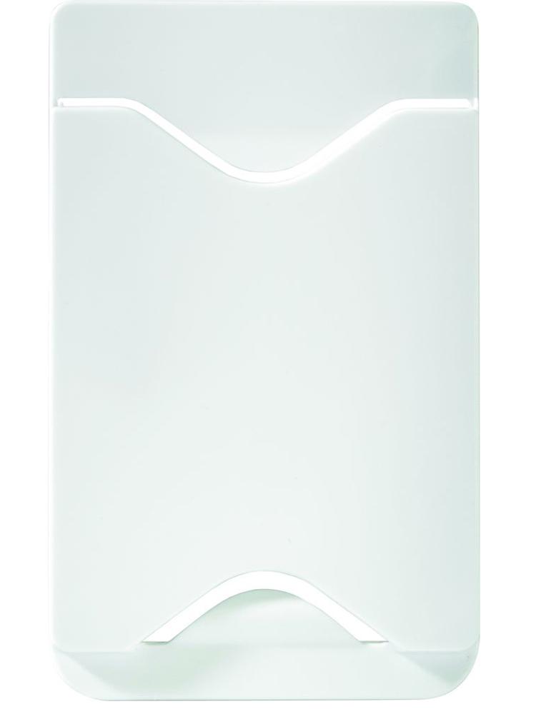 Kortholder for smarttelefon, Hvit