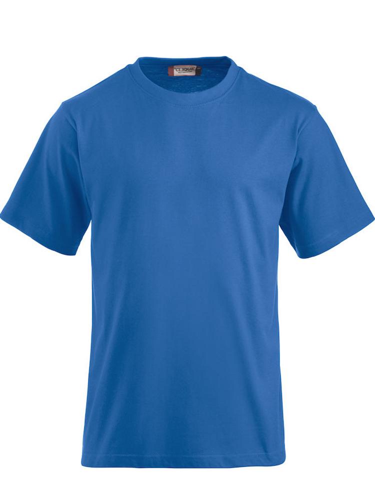 T-skjorte Clique Classic-T, Kornblå