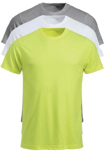 t-skjorter med logo