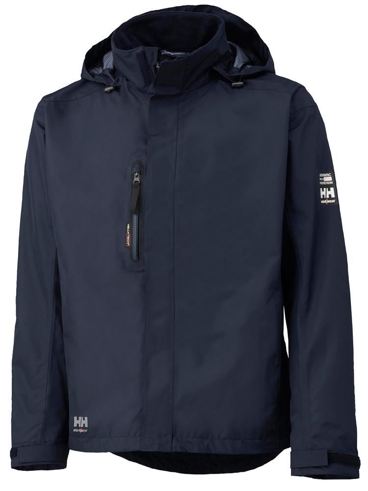Helly Hansen jakke Haag Jacket, Navy