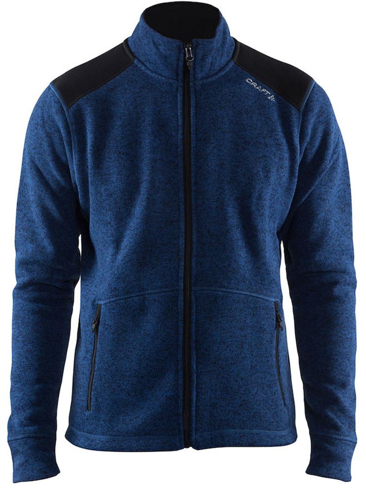 Craft Noble Zip Jacket Mellomblå