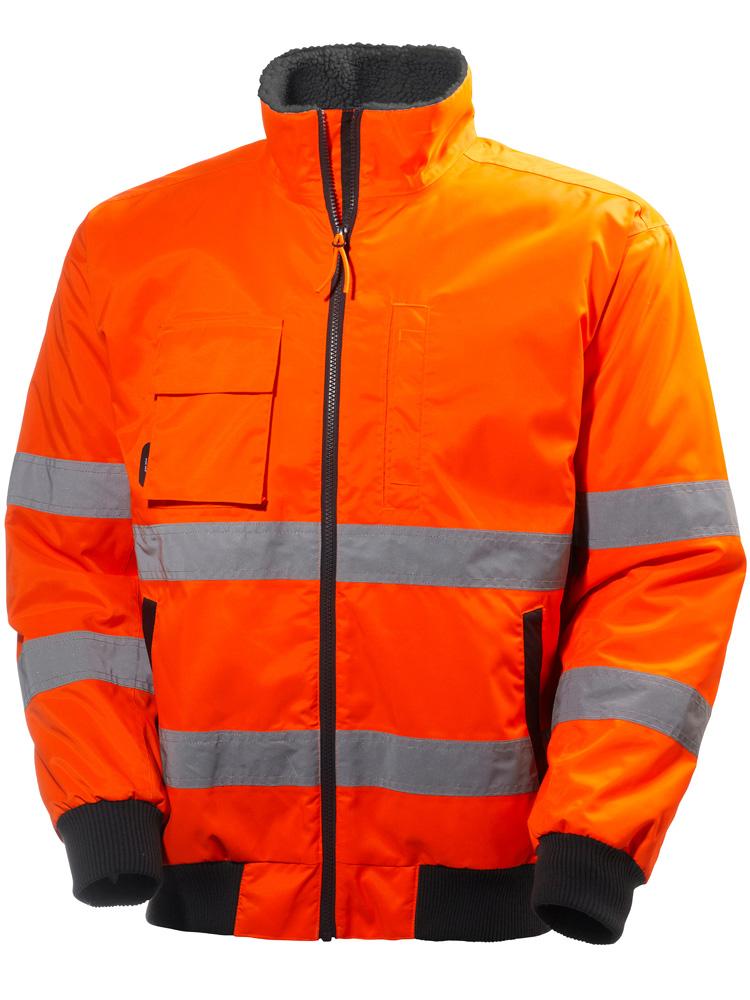 Helly Hansen Alta Pilotjakke, oransje