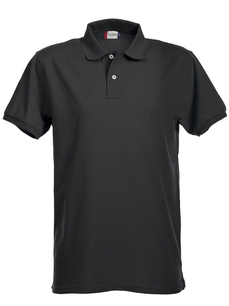 Premium Polo, Svart
