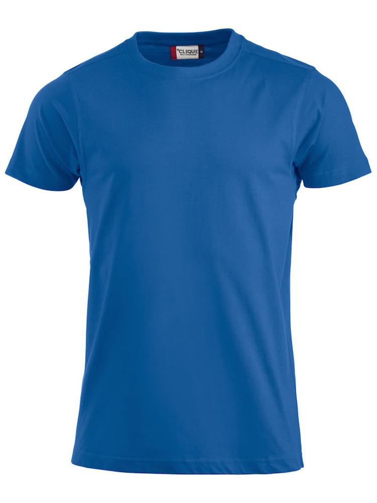 Premium T-skjorte, kornblå