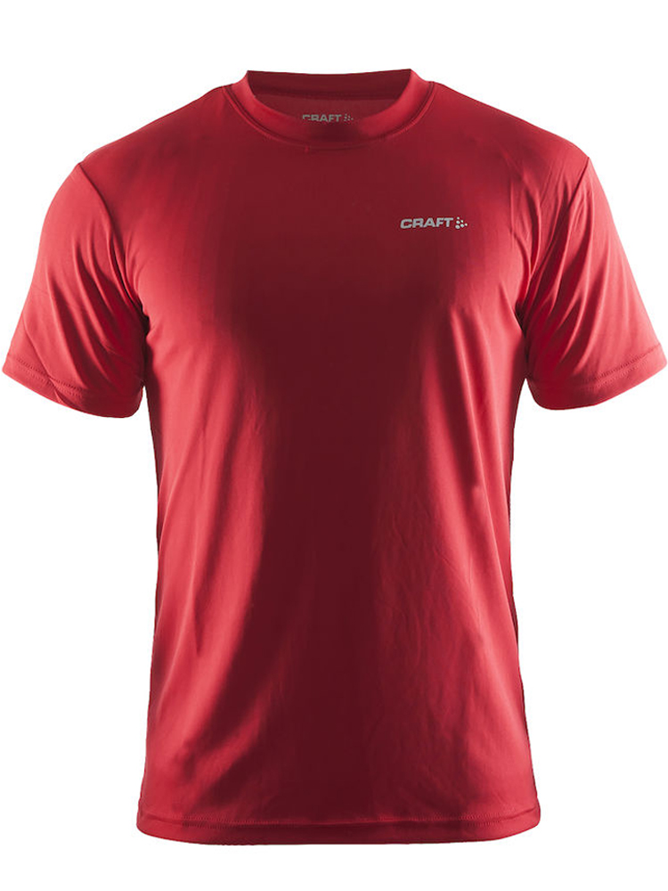 Craft Prime Tee herre_red