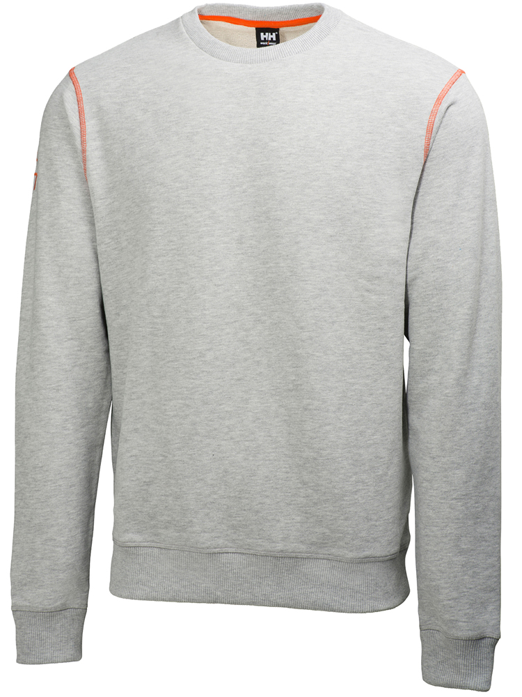 Helly Hansen Oxford Sweatshirt, Grå