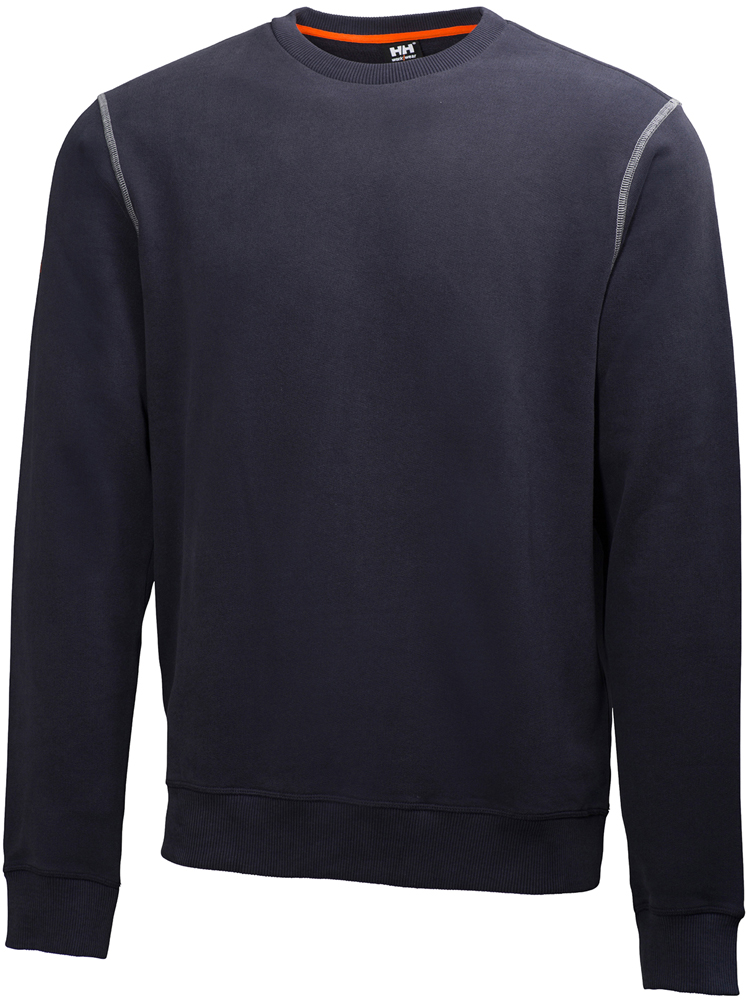 Helly Hansen Oxford Sweatshirt, Navy