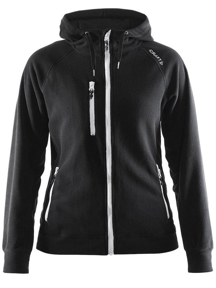 Craft Fleece Hood, Black