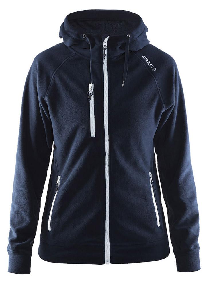 Craft Fleece Hood, DK Navy