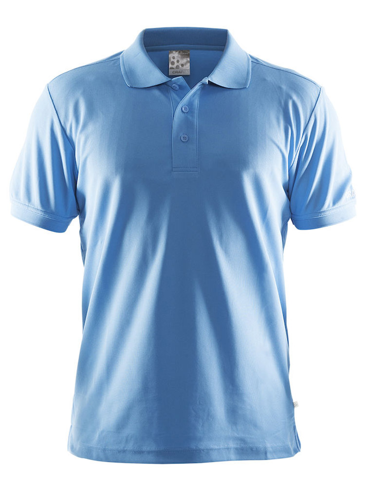 Craft Polo Shirt Pique Classic, Aqua