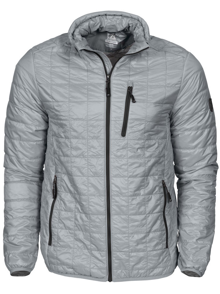 Cutter & Buck Rainier Jacket Men's, Lysgrå